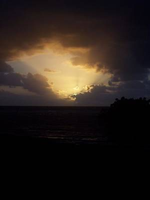 Photograph - Hawaiian Sunrise by Michelle Miron-Rebbe