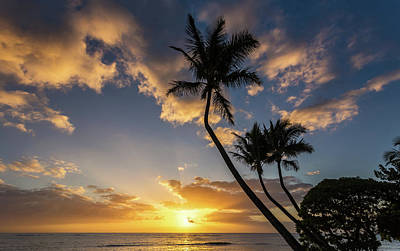 Photograph - Hawaiian Sunrise by Pierre Leclerc Photography