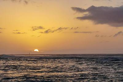 Photograph - Hawaiian Sunset by NaturesPix