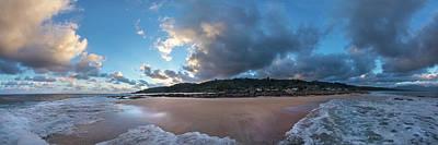 Photograph - Hawaii's Newest Beach - Shifting Sands. by Sean Davey