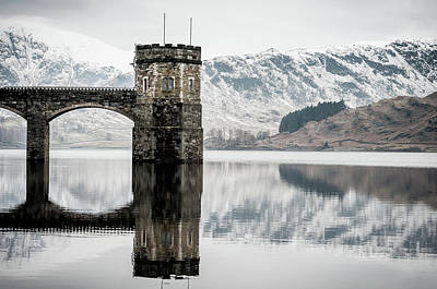Lake District Wall Art - Photograph - Haweswater  by Mark Mc neill