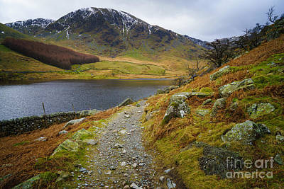 Lake District Wall Art - Photograph - Haweswater  by Smart Aviation