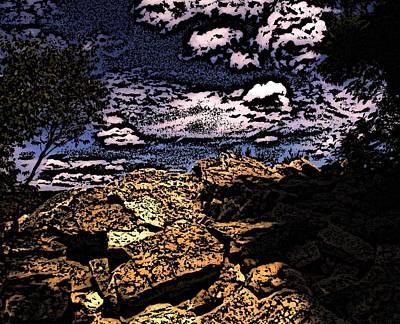 Peter Muzyka Wall Art - Photograph - Hawk Mountain Pennsylvania by Peter Muzyka