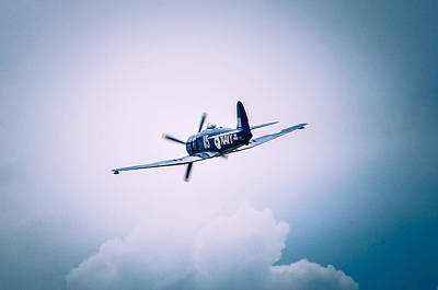 Hawker Sea Fury Fb11 Art Print