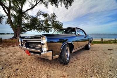 Photograph - 1967 Gto 07 by Jonathan Sabin