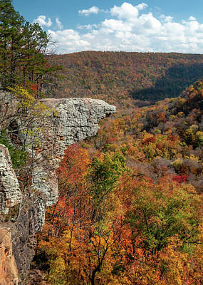 Photograph - Hawksbill Crag by James Barber
