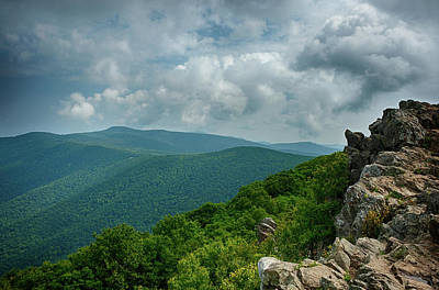 Photograph - Hawksbill Mountain II by Lara Ellis