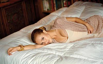 Hayden Panettiere Photograph - Hayden Panettiere by Gloriane Straub