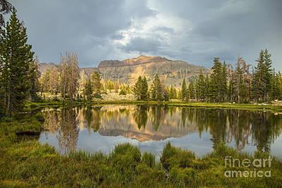 Photograph - Hayden Peak by Spencer Baugh