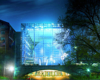 Photograph - Hayden Planetarium by Mark Andrew Thomas