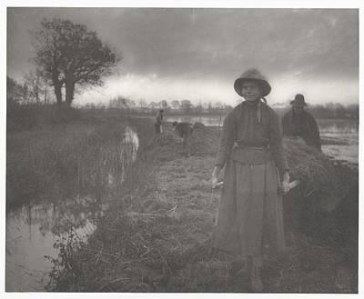 Pasta Al Dente - Haymaking in Norfolk Broads, Peter Henry Emerson, 1885 - 1886 by Peter Henry Emerson
