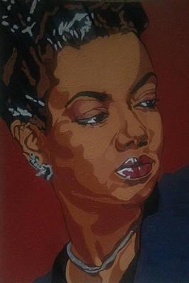 Hazel Scott Art Print