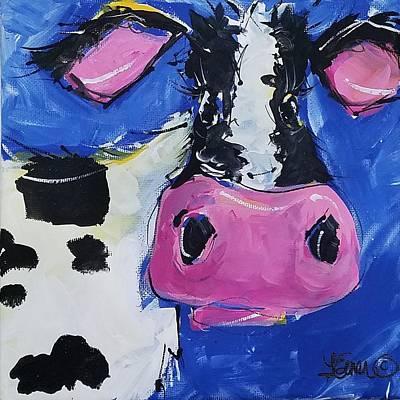Painting - Hazel by Terri Einer