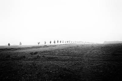 Photograph - Hazy Road by Jiri Vatka