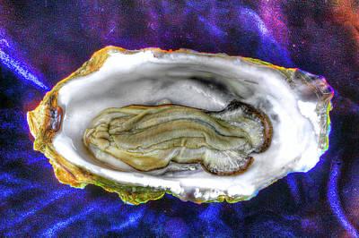 Vulva Photograph - Hdr Oyster June2013_047 by Andy Frasheski