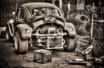 Photograph - Hdrvdub2 by Andrew Kubica
