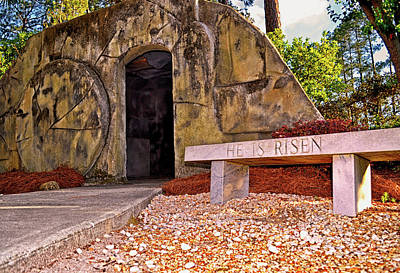 Photograph - He Is Risen 002 by George Bostian