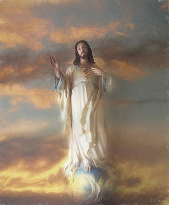 Photograph - He Is Risen by John Rivera