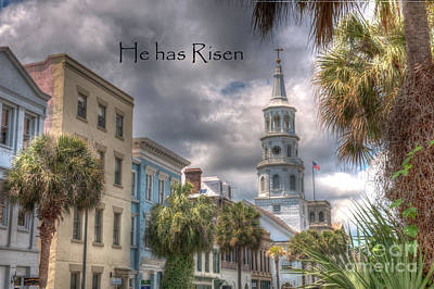 Photograph - He Is Risen, Just As He Promised by Dale Powell