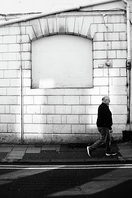 Photograph - He Knows His Way by Jez C Self