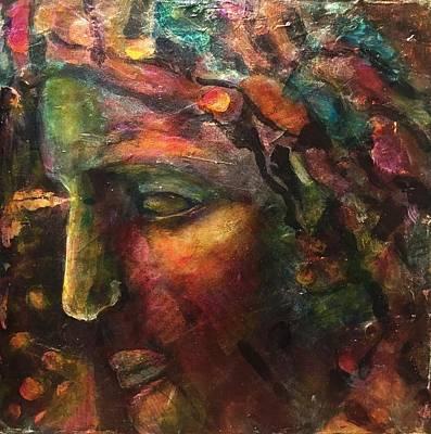 Painting - He Looks Like An Angel by Cristina Stefan