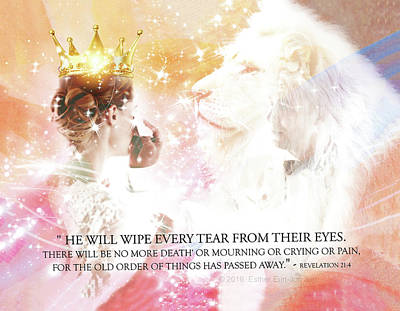 He Will Wipe Every Tear From Their Eyes Original