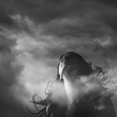 Photograph - Head In The Clouds by Ana Leko Nikolic