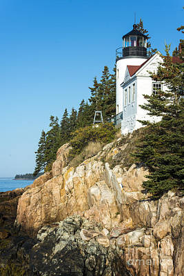 Photograph - Head Lighthouse by Anthony Baatz