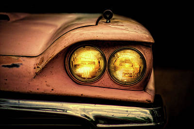Photograph - Head Lights by Jerry Golab