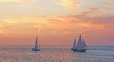 Photograph - Heading For Port by HH Photography of Florida