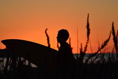 Photograph - Heading Home by Dean Ferreira