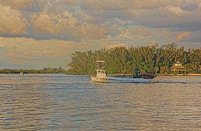 Photograph - Heading Home by HH Photography of Florida