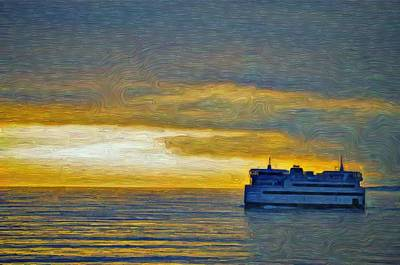 Photograph - Heading Home - Island Home by Jeffrey Canha
