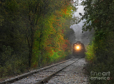 Photograph - Heading Home by Rick Lipscomb