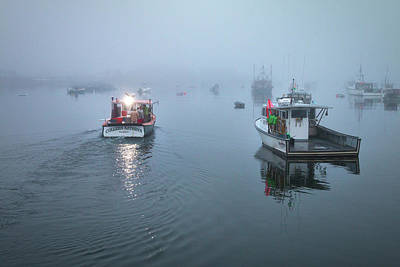 Photograph - Heading Out To Sea by Eric Gendron