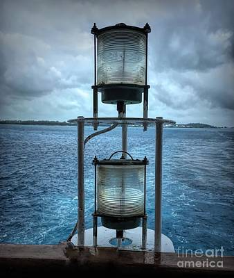 Photograph - Heading Out To Sea by Luther Fine Art