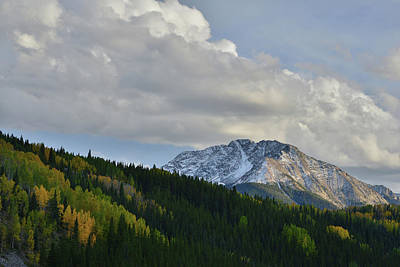 Photograph - Heading To Durango From Silverton by Ray Mathis