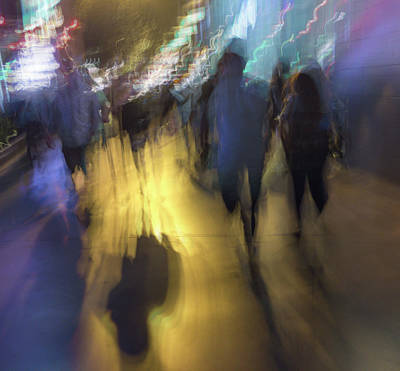 Photograph - Heading To The Party by Alex Lapidus