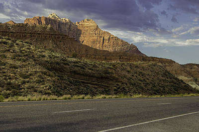 Photograph - Heading To Zion  by John McGraw