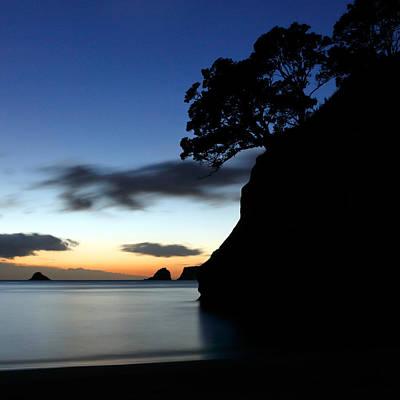 Photograph - Headland by Nicholas Blackwell