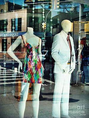 Photograph - Headless On Broadway by Sarah Loft