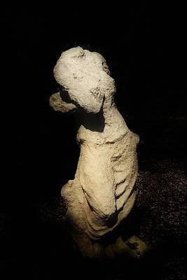 Photograph - Headless Statue by Karen Silvestri