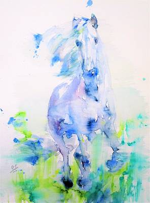Painting - Healing Force by Fabrizio Cassetta