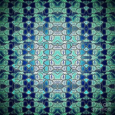 Digital Art - Healing by Rachel Hannah