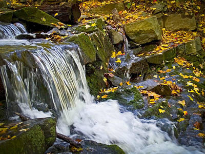 Photograph - Healing Waters by Andrew Kazmierski