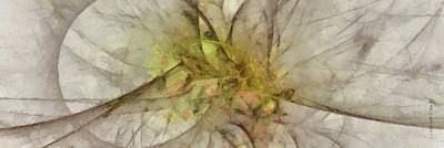Light Goldenrod Painting - Healsome Weave  Id 16097-164046-88600 by S Lurk