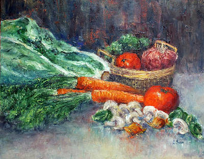 Painting - Healthy by Jill Musser