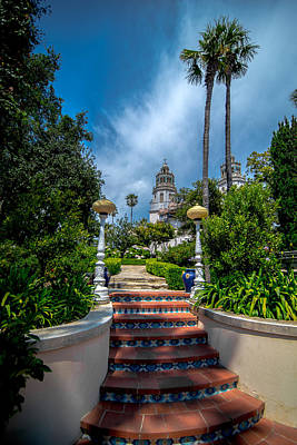 Photograph - Hearst Castle I by Patrick Boening