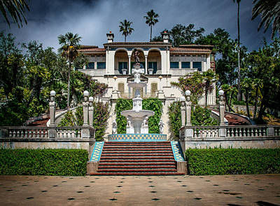 Photograph - Hearst Castle II by Patrick Boening
