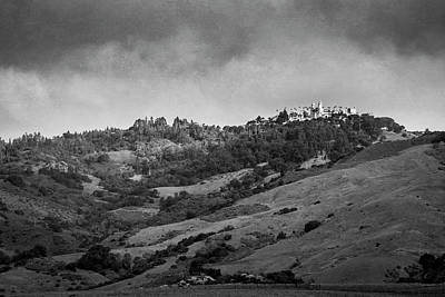 Photograph - Hearst Castle by Mary Lee Dereske